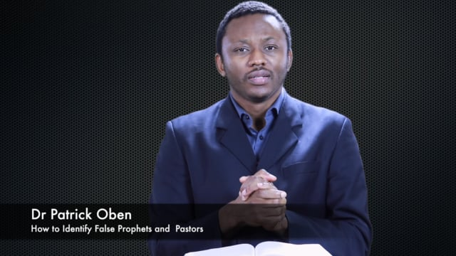 How to Identify False Prophets and Pastors – Deshen TV