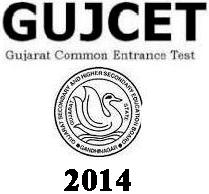 GUJCET 2014 on 27 April, online registration during 25