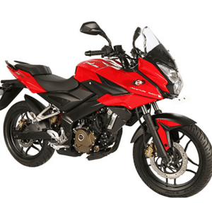 Bajaj Pulsar AS 150 Red