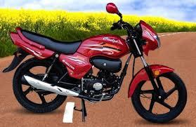 Walton Cruize 100 CC red