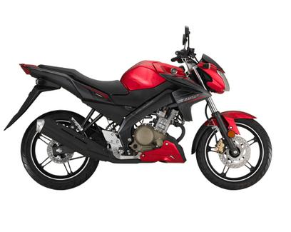 Yamaha FZ150i Red and Black