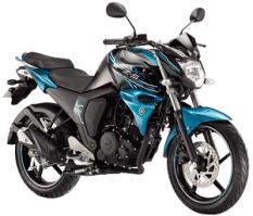 Yamaha FZs V2 Viper black