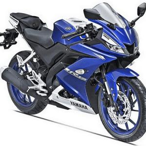 Yamaha YZF R15 V3 Racing Blue