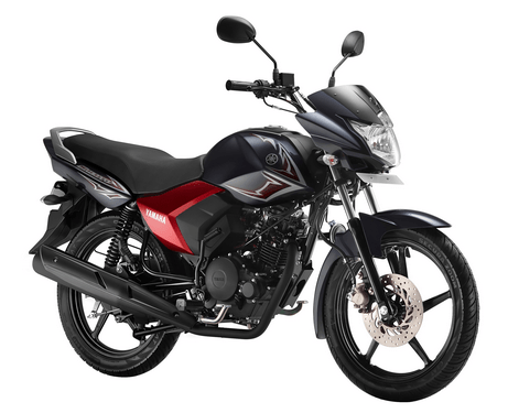 yamaha saluto 125 Majestic Red