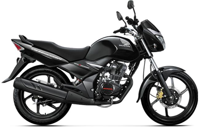 Honda CB Unicorn 150 Black