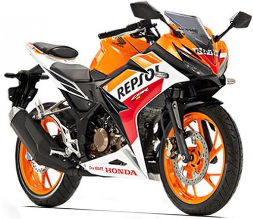 Honda CBR150R 2016 MotoGP edition