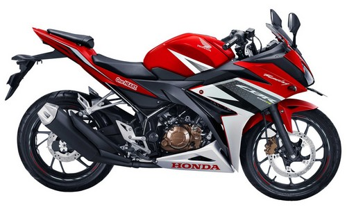 Honda CBR150R 2016 Racing Red