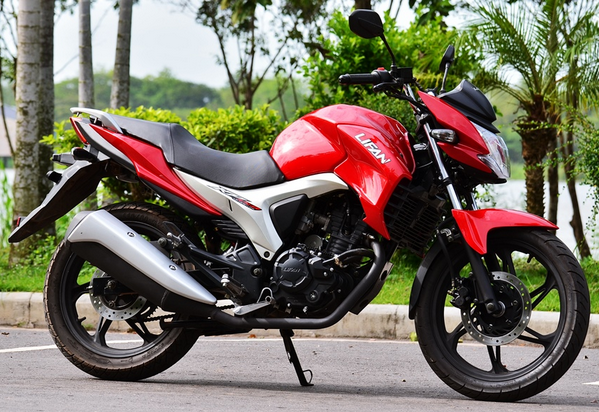 Lifan KP V2 Red