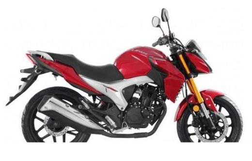 Lifan KPS 150 Red