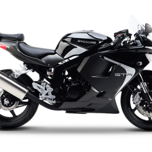 Race Hyosung GTR 125 Black