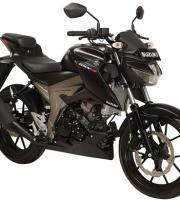 Suzuki GSX - S150 Matte black