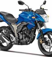 Suzuki Gixxer 155 Blue