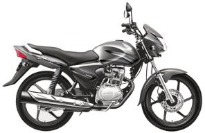 Honda CB Shine Grey Metallic