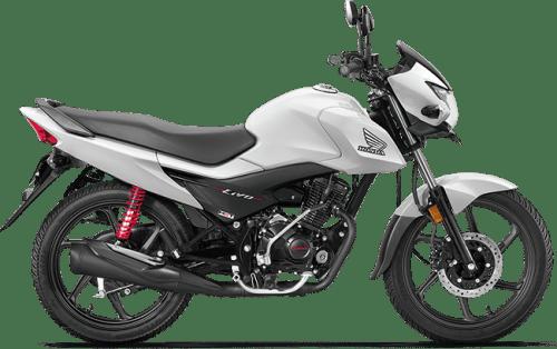 Honda Livo 110 BS4 White