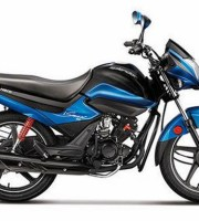 Hero Splendor iSMART 110 Blue & Black