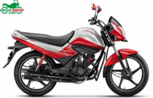 Hero Splendor iSmart 110 Sports Red