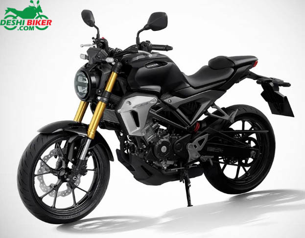 Honda CB150R ExMotion Asteroid Black Metallic