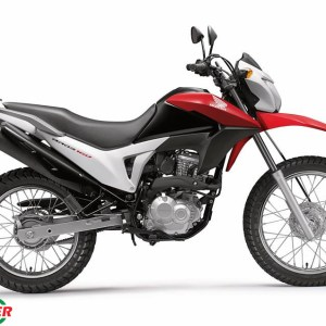 Honda NXR 160 Bros Black & Red