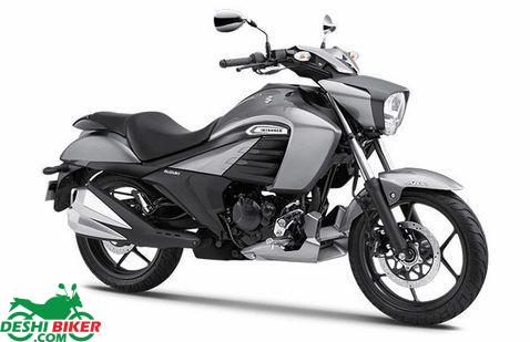 Suzuki Intruder 150 Grey