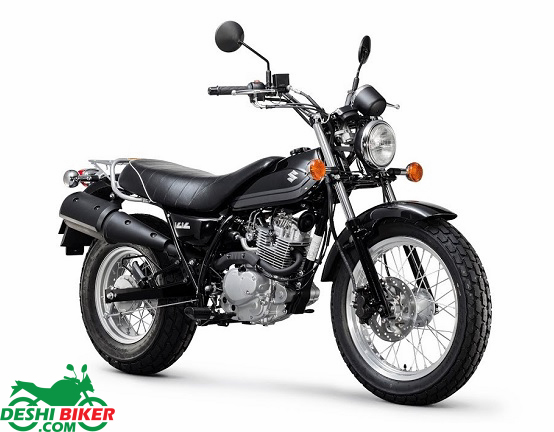 Suzuki VanVan 125 Black