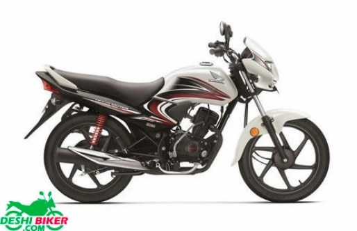 Honda Dream Yuga White