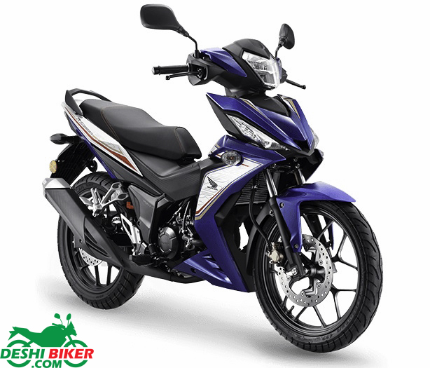 Honda RS150R Blue