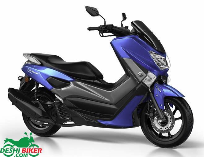 Yamaha NMax 155 Blue