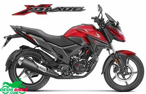 Honda xBlade 160 Red