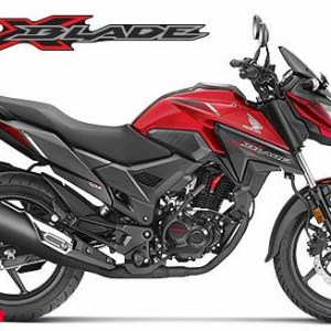 Honda xBlade 160 Red