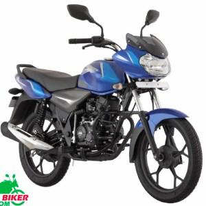 Bajaj Discover 110 Blue