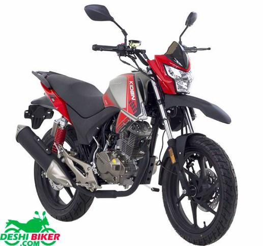 Kiden KD125 J