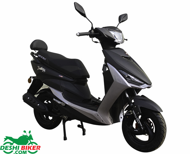 Beetle Bolt Endura 80cc Black