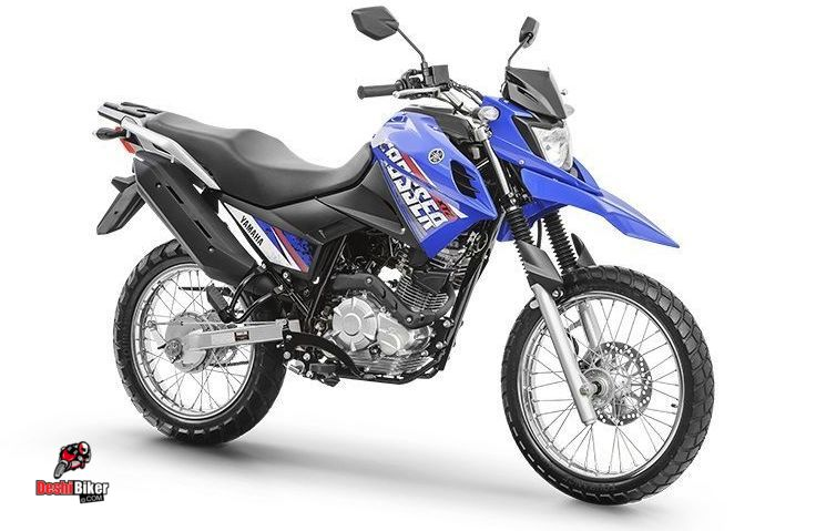 Yamaha XTZ 150 Crosser in Bangladesh
