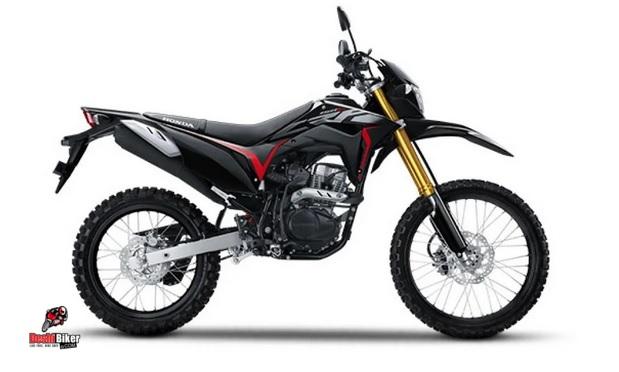Honda CRF150 Black