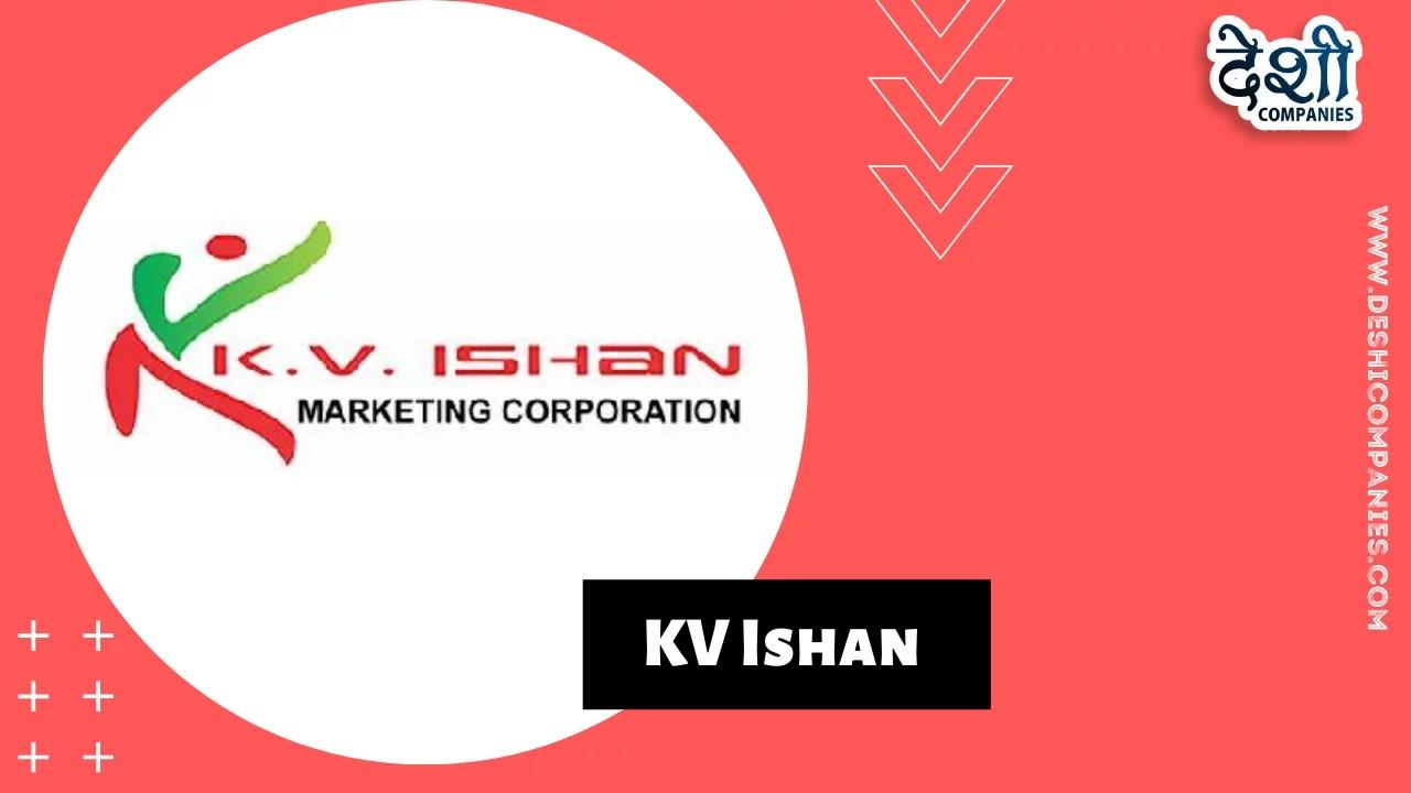 KV Ishan Company