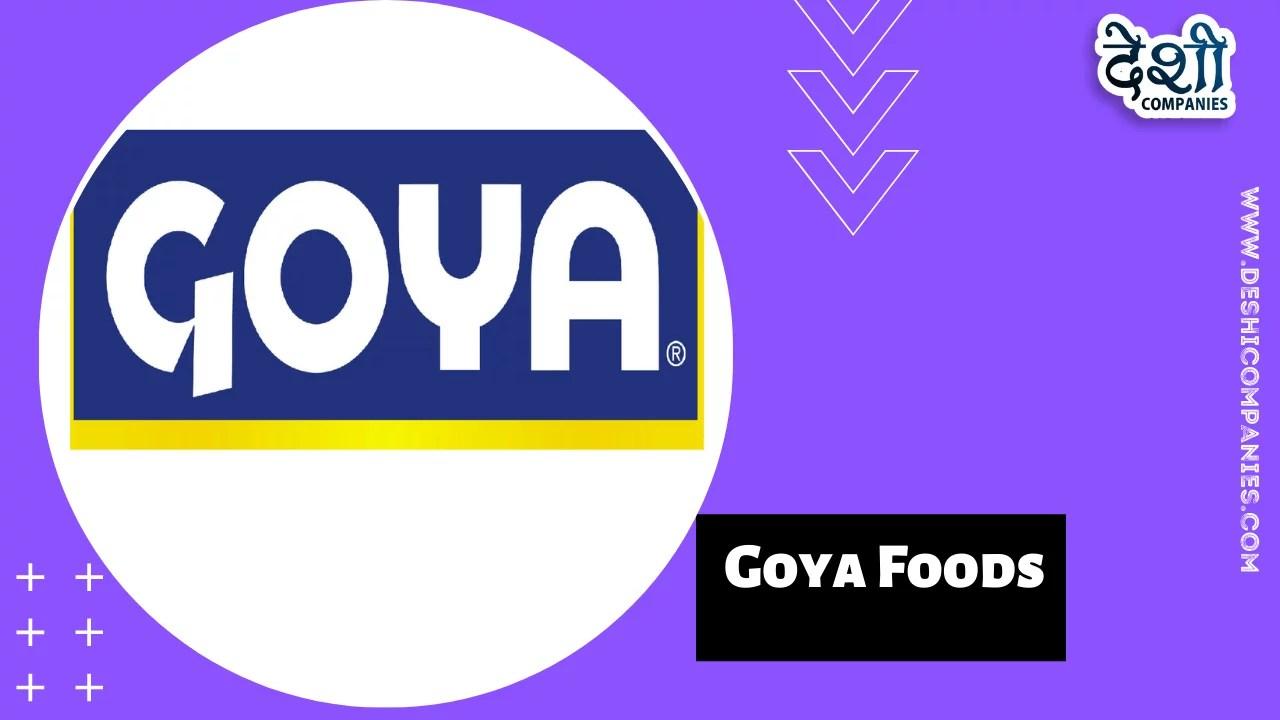 Goya food Company