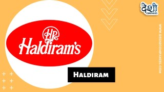 Haldiram Company