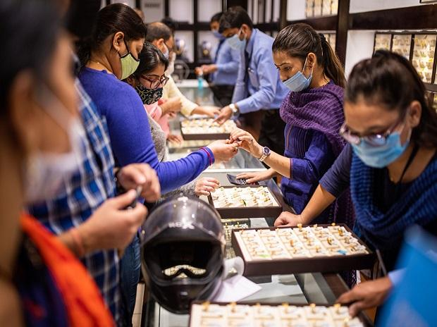 Business glitters for jewellers as gold prices fall 17%, economy recovers
