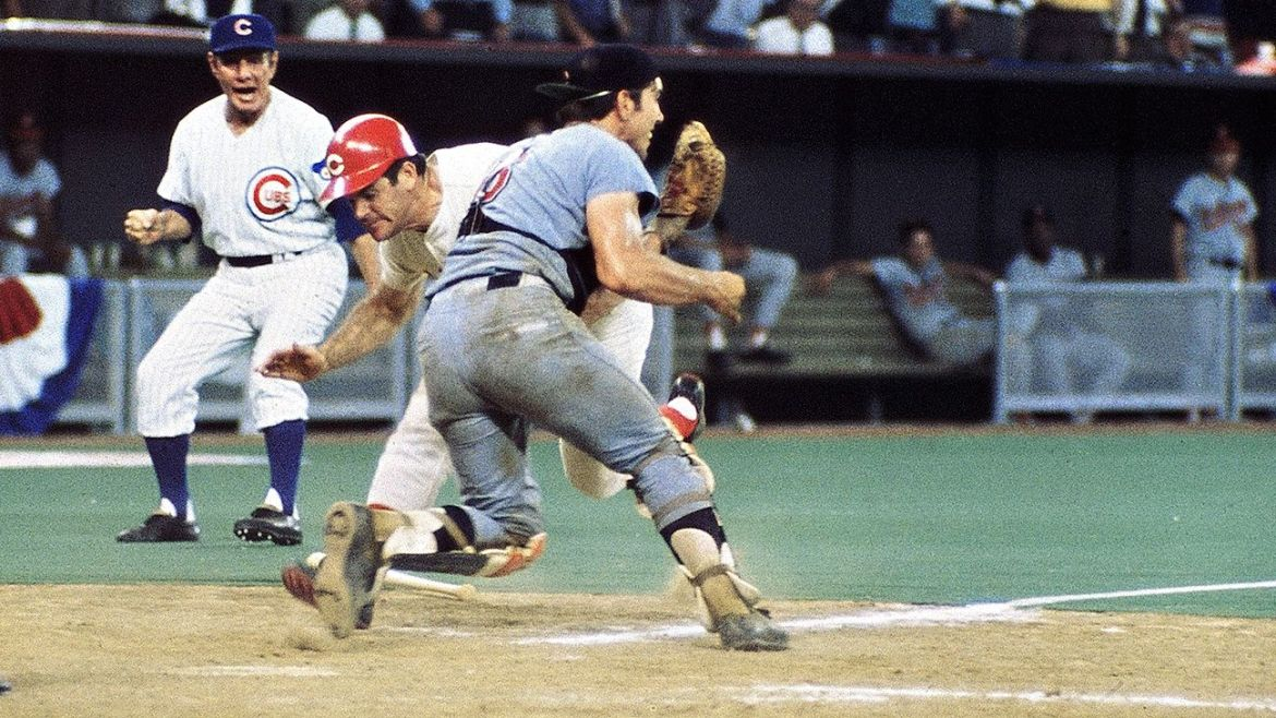 Ray Fosse, MLB catcher bowled over by Pete Rose in All-Star Game and 'franchise icon' for Oakland Athletics, dies