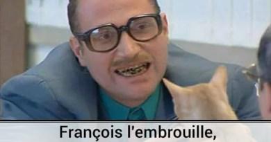 François l'embrouille dans «le juge félin»
