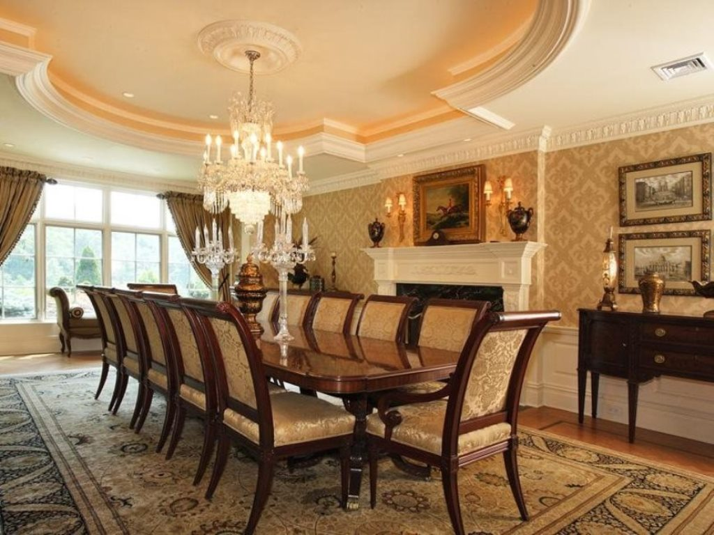 20 Classic Dining Room  Deshouse