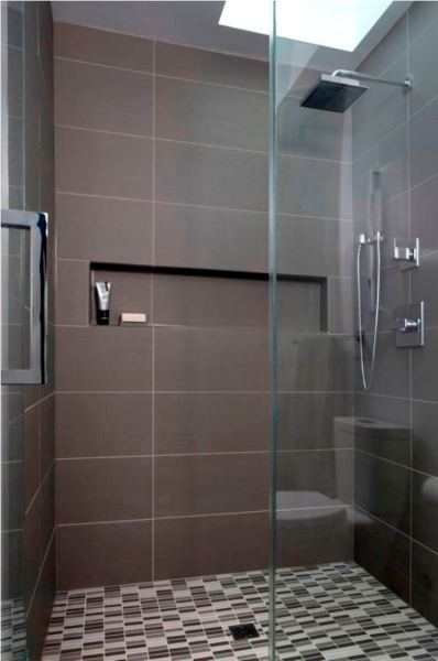 modern bathroom shower design ideas 30 Small Modern Bathroom Ideas – Deshouse