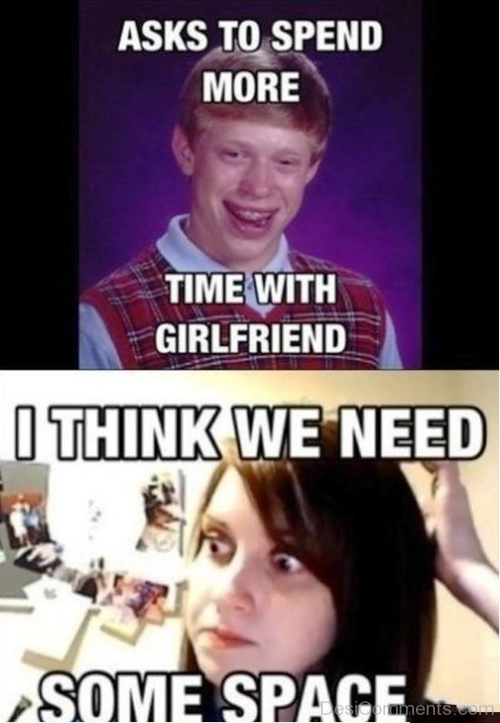 Funny Meme For Girlfriend : funny, girlfriend, Funniest, Girlfriend, Memes, Funny, Pictures, DesiComments.com