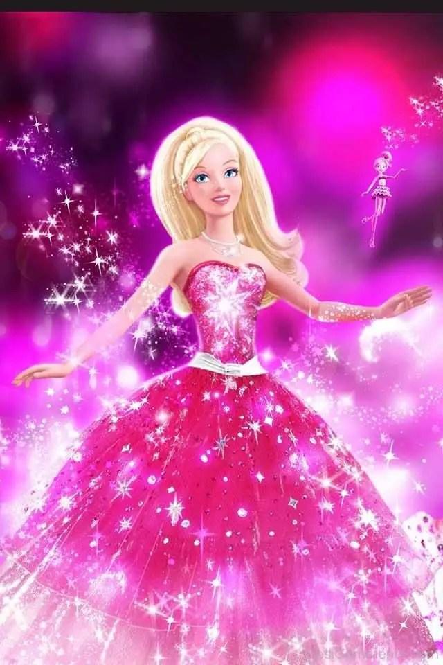 Good Morning Barbie Doll Images : morning, barbie, images, Barbie, Picture, DesiComments.com