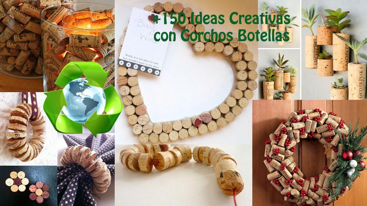 Plus de 150 ides pour recycler vos bouchons de lige