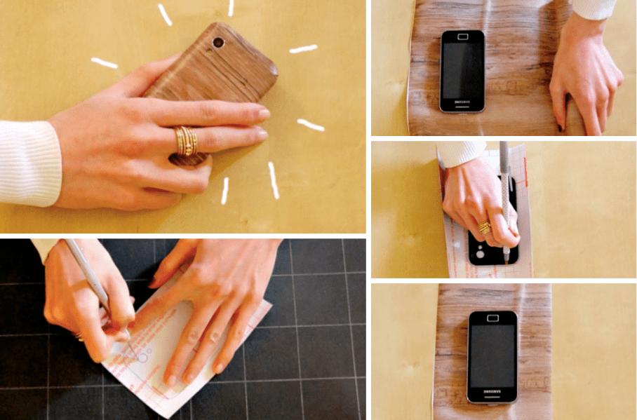 Comment fabriquer une coque de portable personnalise  Des ides
