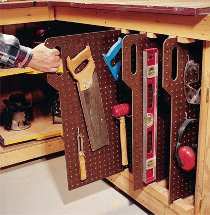 25 Superbes Idées De Rangements Pour Votre Garage ! Page