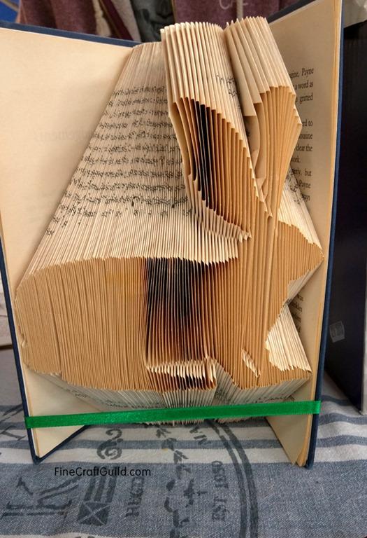 24 beaux bricolages avec de vieux livres  Page 2 sur 2  Des ides
