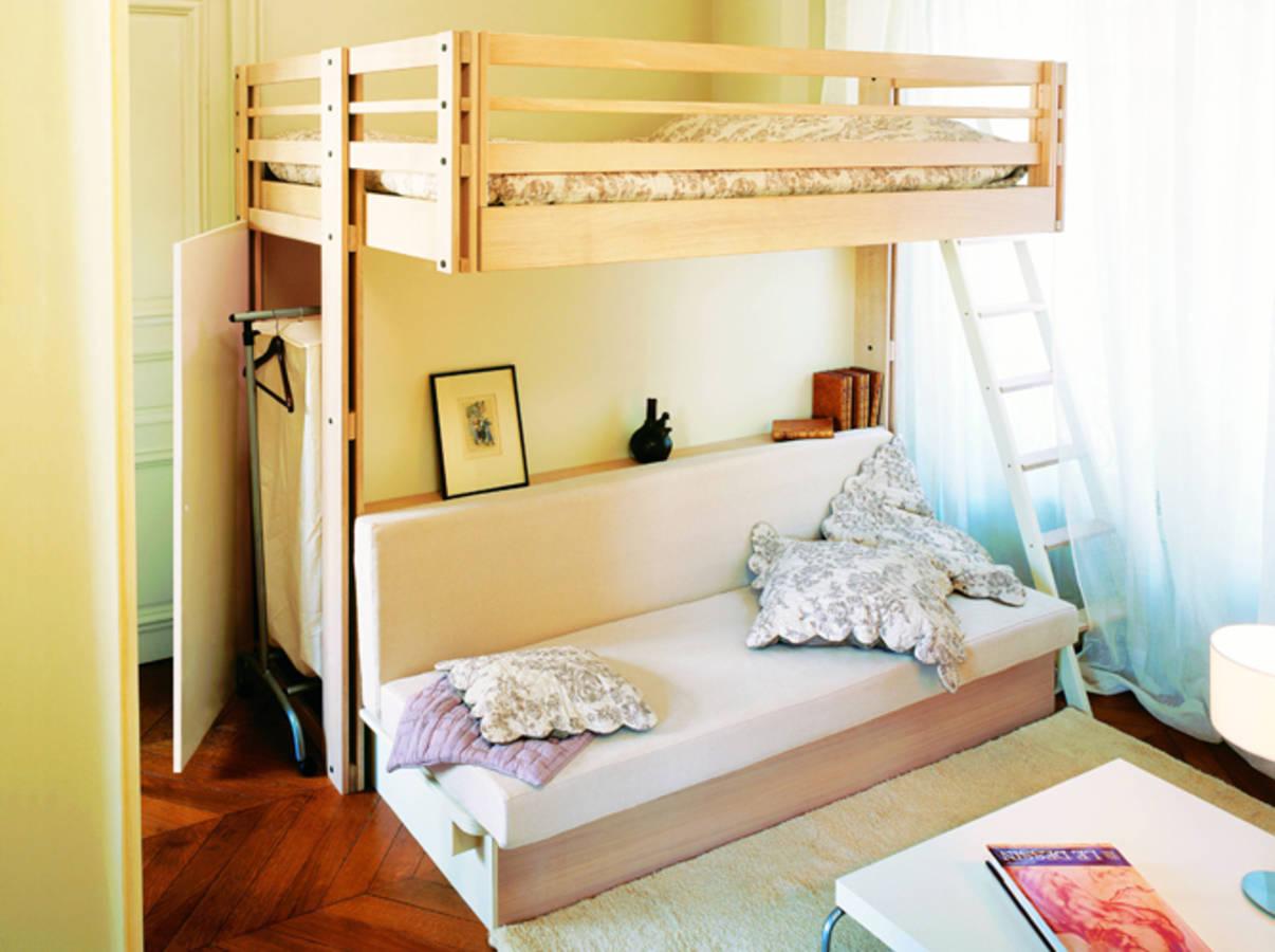 15 Ides De Dressing Pour Un Petit Appartement Page 3
