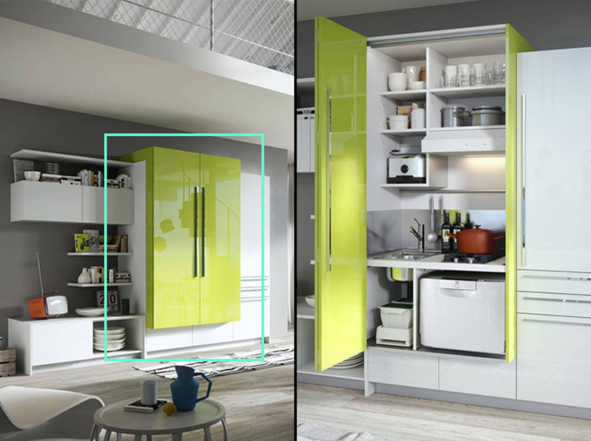 Idee Deco Cuisine Ouverte Sur Salon
